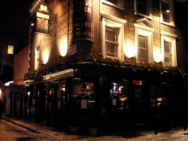 The Kings Arms exterior