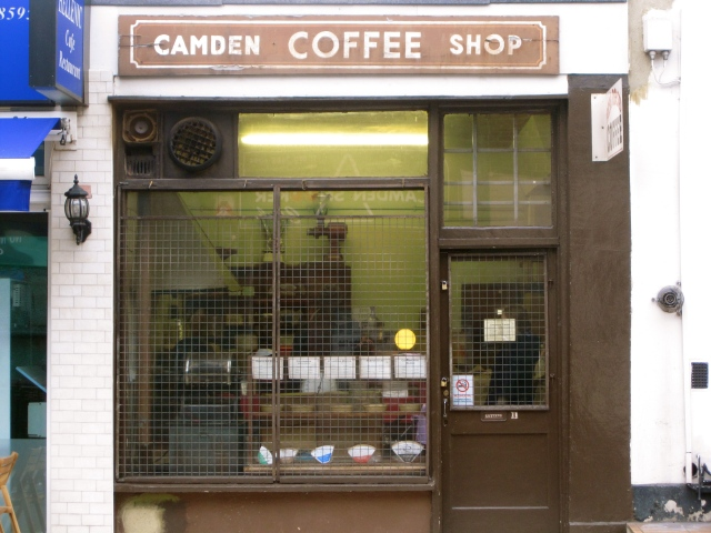 Camden Coffee Shop
